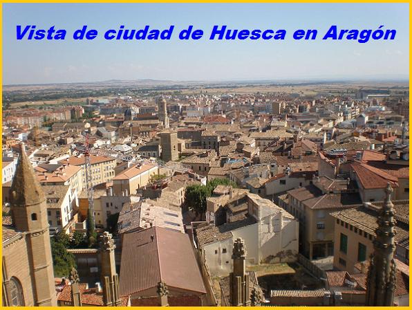 Conociendo Hispania, Prov Huesca