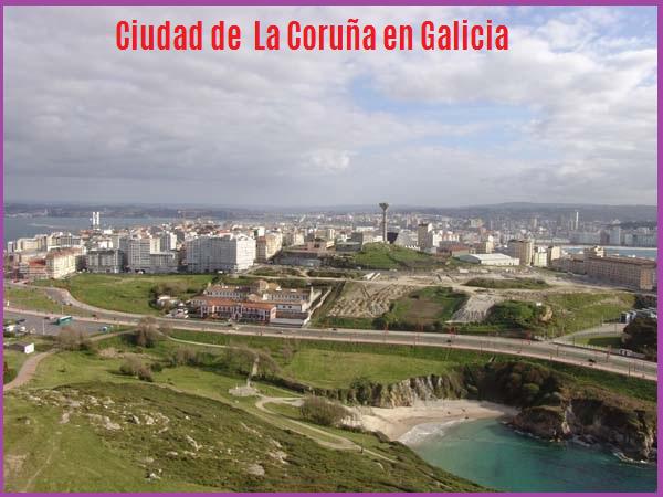 Galicia, Acción exterior