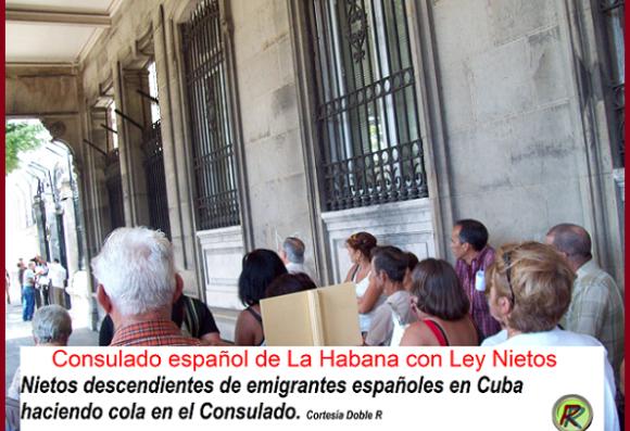 CE Habana. Viacrucis 'in crescendo'