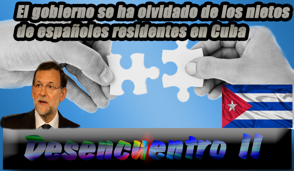 Desconexión del gobierno actual con la Emigración
