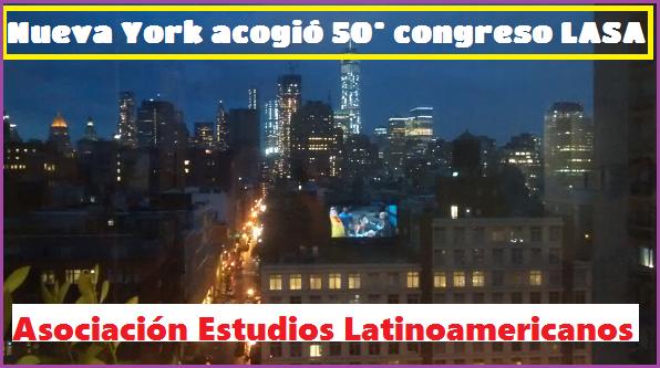 La Mirada del otro, asociación de estudios latinoamericanos, LASA