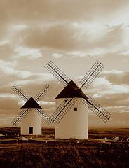 Conociendo Hispania y CCAA Castilla-La Mancha, tierra del Quijote
