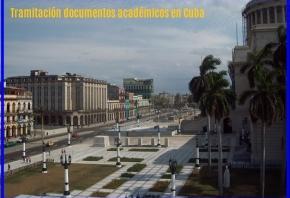 Tramitamos documentos académicos para graduados en Cuba